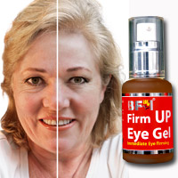 Firm UP Eye Gel - 30ml - Click Image to Close