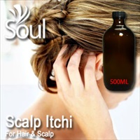Essential Oil Scalp Itchi - 500ml